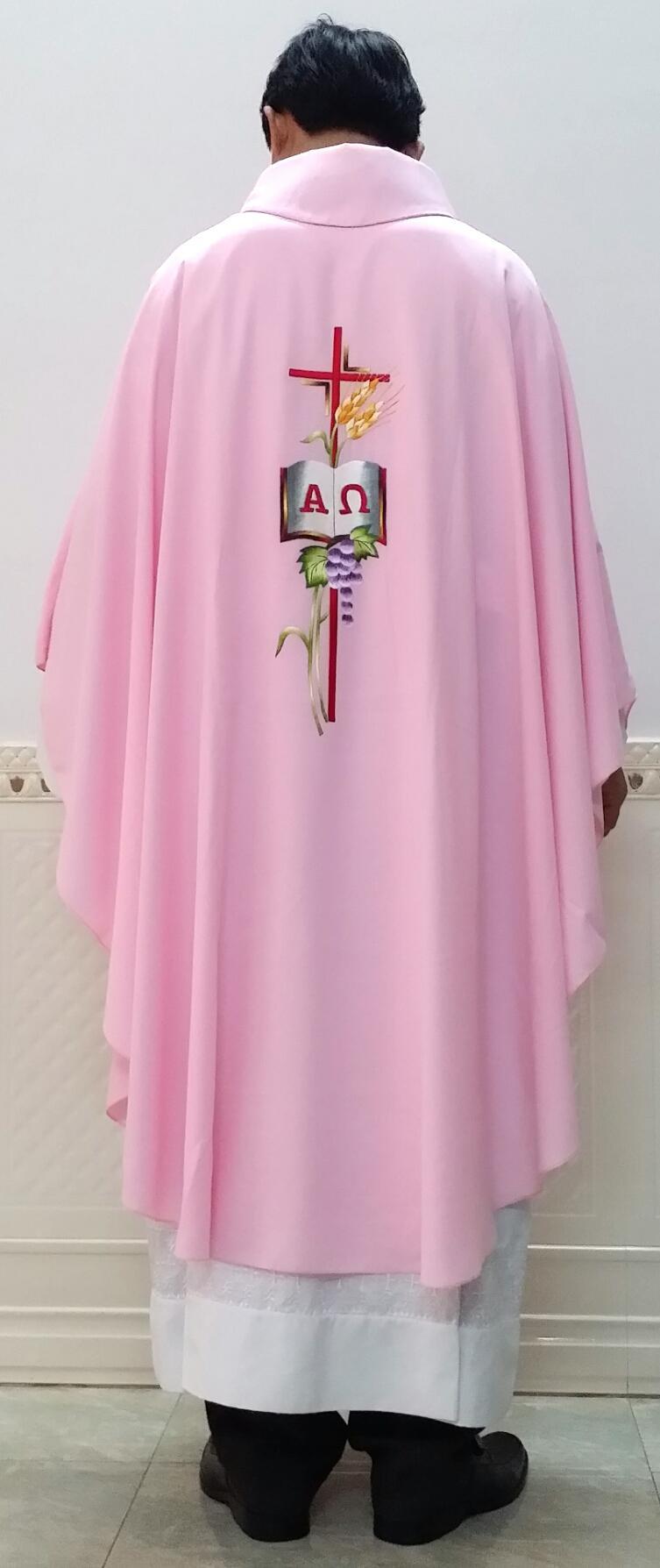 Pink Vestment
