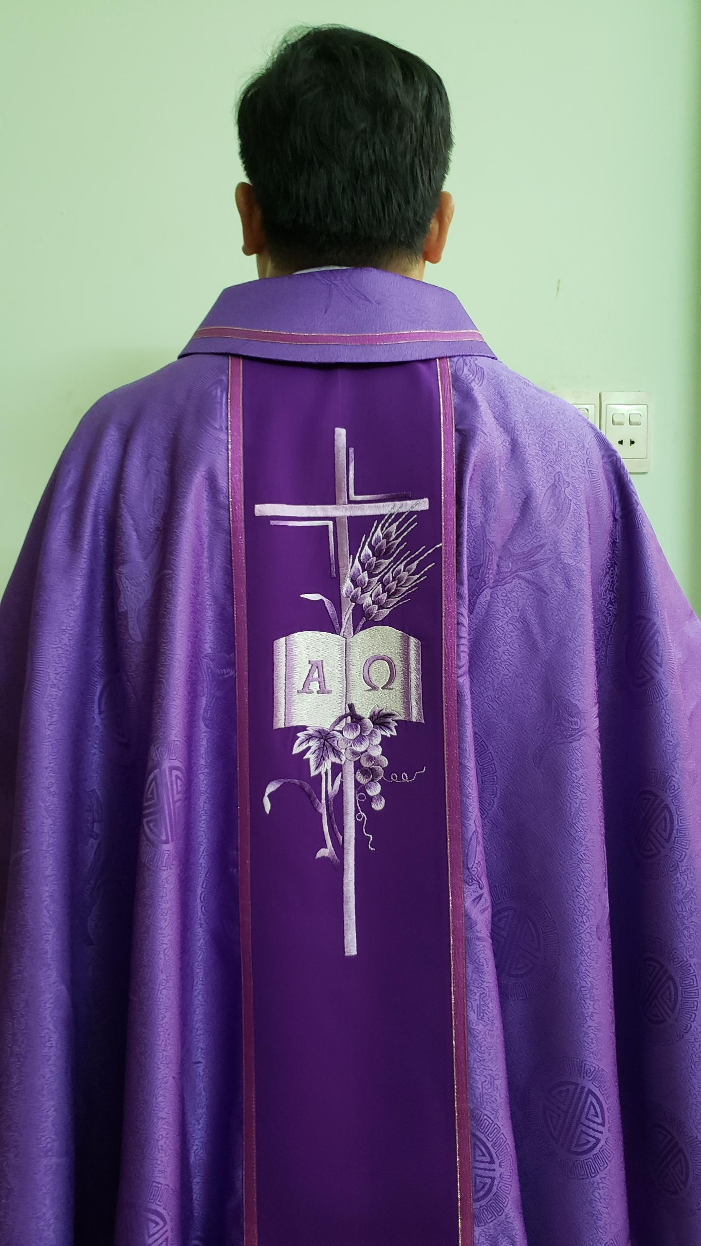 Purple Vestment