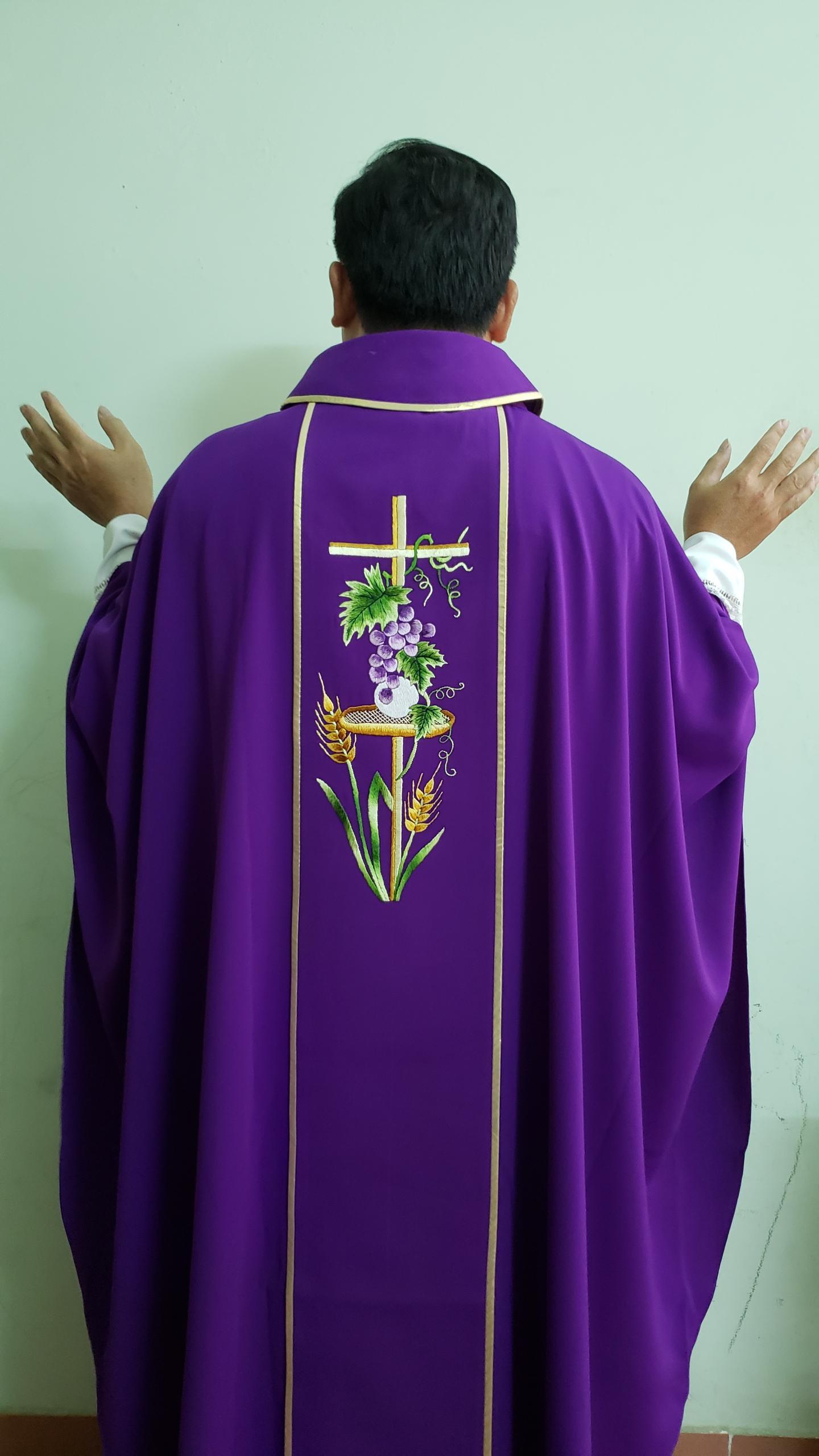 Purple Vestment